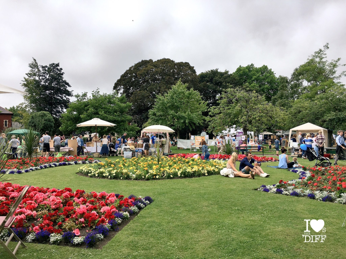 Waterloo Gardens Fete